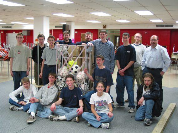 2002 Team Picture